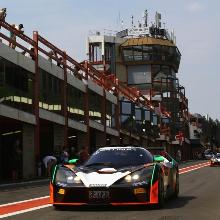 Gt4 Spa Francorchamps 18 1