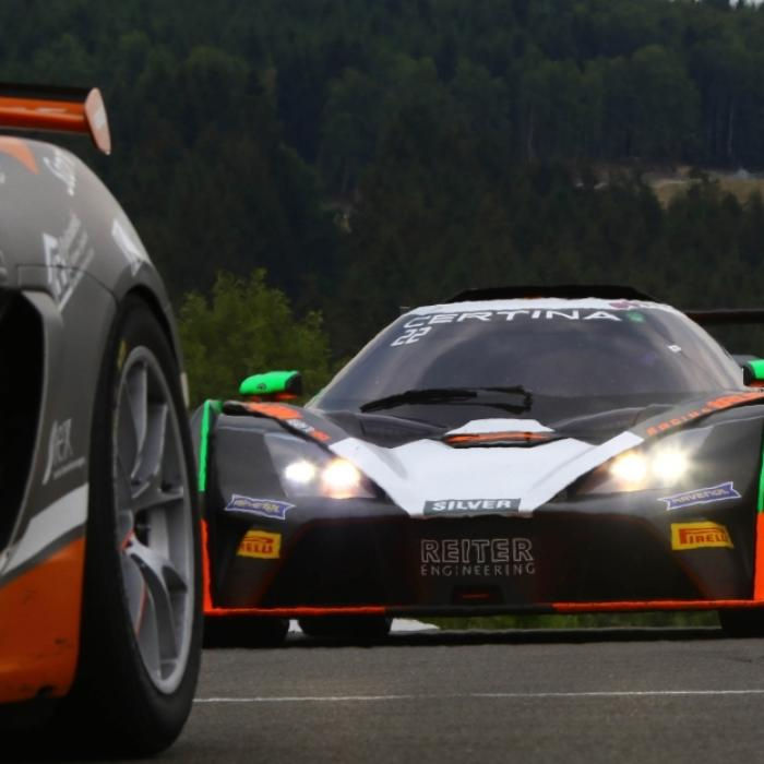 Gt4 Spa Francorchamps 18 3