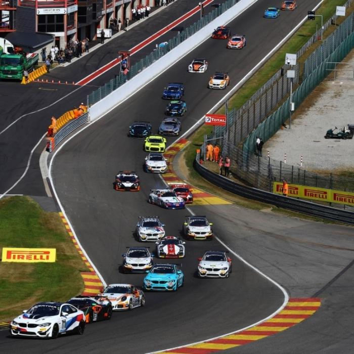 Gt4 Spa Francorchamps 18 5