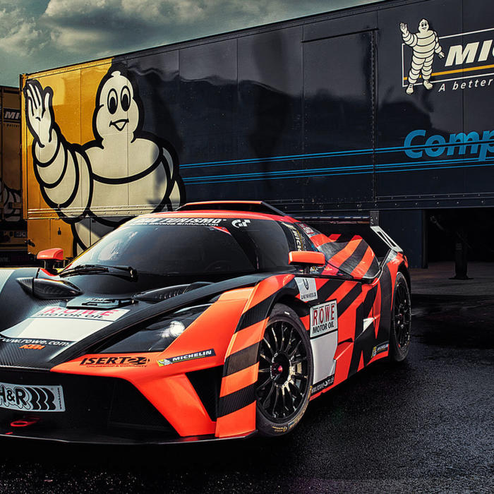 True Racing News Ktm X Bow Cup Powered By Michelin